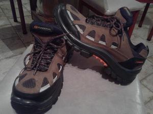 Zapatos de seguridad SIN USO IMPRESIONANTES