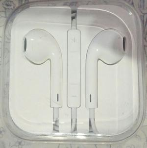 Auriculares Para Iphone 5 Y 6 Nuevos Sin Usar