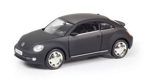 Auto De Colección Volkswagen New Beetle Escarabajo Mate