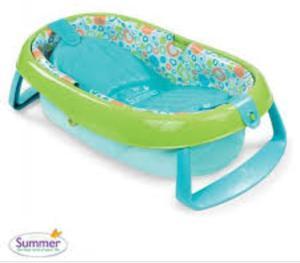 Bañadera para bebe