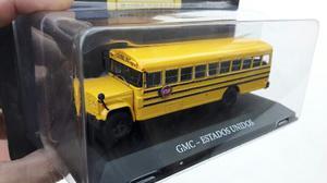 Coleccion Autobuses Del Mundo - School Bus