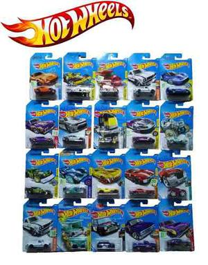 Hot Wheels Autos Coleccion Mattel X20