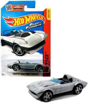 Hot Wheels Corvette Grandsport Roadster Rapido Furioso Mrtoy