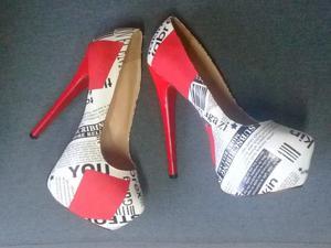 LIQUIDO YA! Zapatos IMPORTADOS