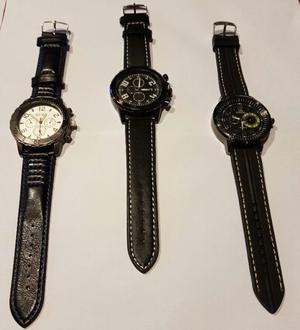 Relojes pulseras hombres