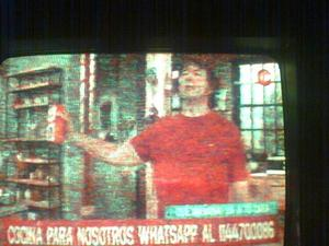 TELEVISOR HITACHI 14 PULGADAS COLOR A REPARAR
