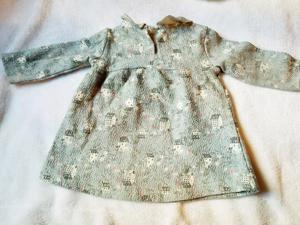 Vestidito marca Zara para beba de 3 a 6 meses