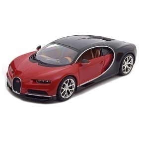 Welly Bugatti Chiron 11cm Esc 1/36 A Friccion Once