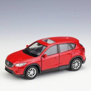 Welly Mazda Cx-5 Esc 1/36 A Fricción Metal 11cm Once