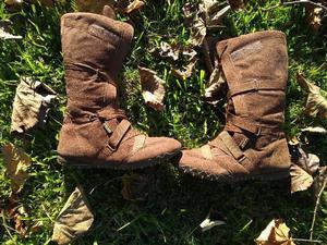 Borcegos y botas