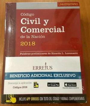 Código Civil Y Comercial  - Pocket - Erreius