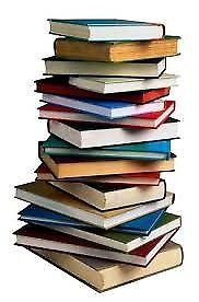 Lote de 12 libros ideal Feria