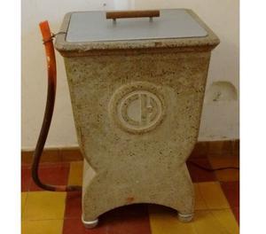 Vendo Lavarropas ANTIGUO de Granito whatssap