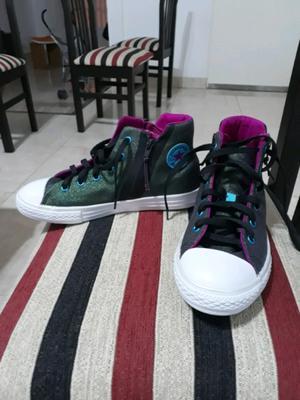 Zapatillas importadas Converse All Star nuevas sin uso