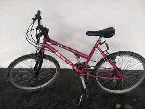 Bicicleta para mujer rodado 24