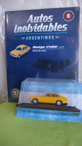 Coleccion De Autos Inolvidables N° 9 Dodge )