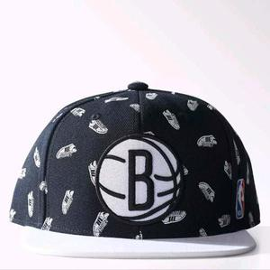 Gorra nba adidas basquetball brooklyn nets - nueva! 0f6c1285e0e