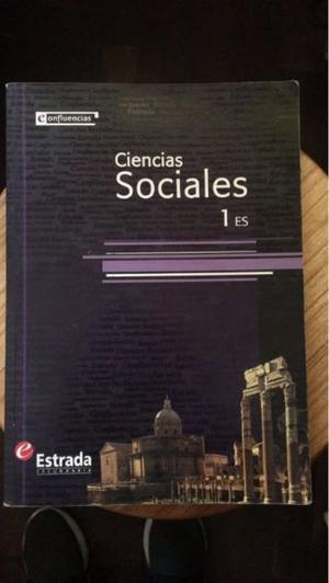 Libro Ciencias Sociales 1 ESTRADA Confluencias (es)