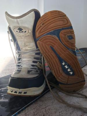 Botas Vans Snowboard. 7