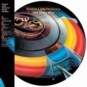 Electric Light Orchestra Out Of The Blue Vinilo Doble Pictur