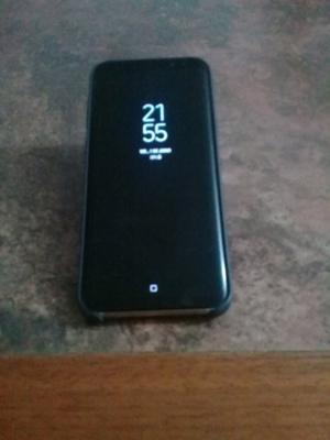 Vendo Samsung S8 libre