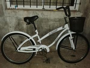 Vendo bici de mujer rod 26