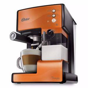 Cafetera Espresso Oster Primalatte  Color Cobre