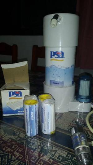 Filtro de agua PSA + 5 filtros