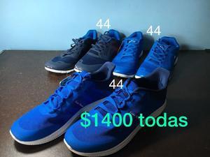 LIQUIDO 3 pares de zapatillas nuevas a $