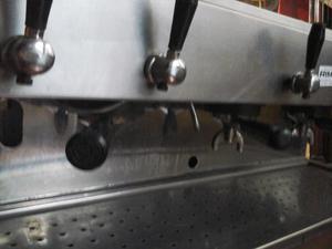 Maquina Torinesa de 3 canillas