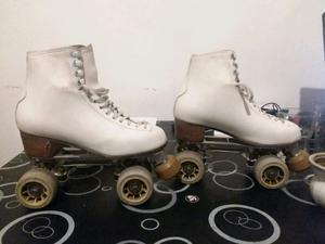 Patines artisticos profesionales nro 36