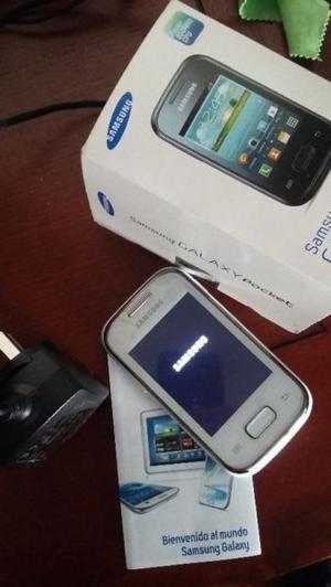 Samsung Galaxy Pocket GT - SL - 3G - Liberado