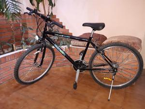 LIQUIDO: Bicicleta Mountain Bike rodado 26 en excelente