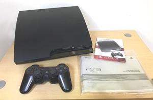 Play Station 3 Slim Sony. (con 13 Juegos Originales)