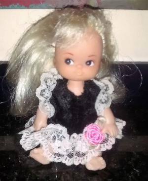 muñeca retro marca mc Y Kelly barbie