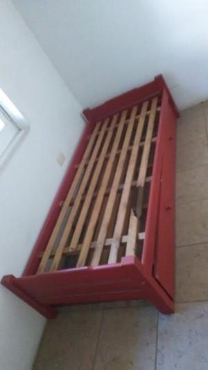 Juego de cama marinera de 1 plaza