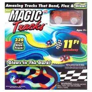 Magic Tracks Pista De Autos Flexible !! Entrega Inmediata