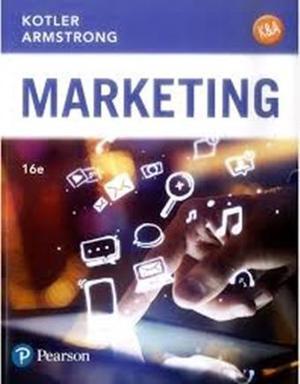 Marketing - Kotler / Amstrong - Pearson (16ª Edicion)