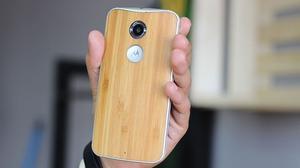 Moto X2 32gb Edicion Bamboo Libre de fabrica