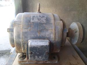 Motor Electrico Trifasico PBR 6 hp