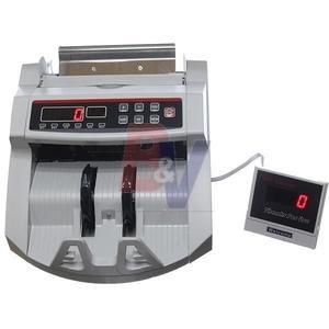 Máquina contadora de billetes Om. Sistema UV y MG. OM-06E.