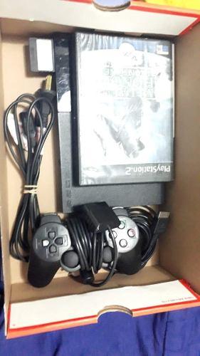 Play 2 Chipeada Con 1 Joystick Y 3 Juegos.