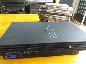 Playstation 2 Chipeada Laser Nuevo