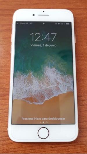 iPhone 8 64 gb. Gold- Muy poco uso, como nuevo!