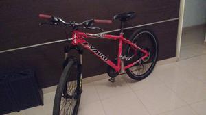 Bicicleta Vairo Xr 3.8 Rod. 26 Freno a Disco.