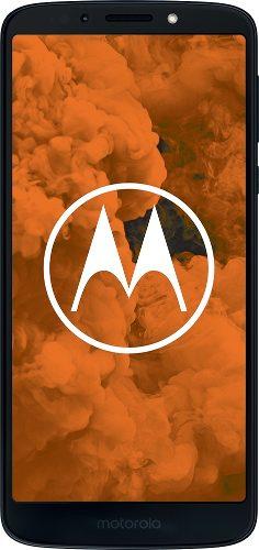 Celular Libre Moto G6 Play Single Sim Pa9xar