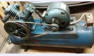 Compresor de aire bicilindrico