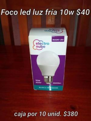 LAMPARAS LED AL POR MAYOR.10W//12W/15W/30W
