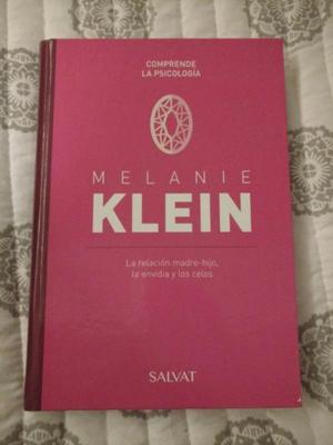 Libro N°3 Klein de la coleccion Comprender la Psicologia.