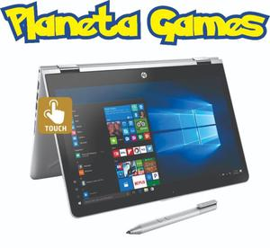 Notebook 2 En 1 Hp Pavilion X360 Core I3 4gb 500gb Touch